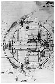 Resultado de imagem para sputnik blueprints