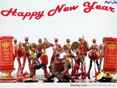 Lời chúc mừng năm mới đến từ các siu nhưng ^^!