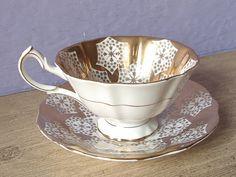Teacups (Queen Anne) on Pinterest   Queen Anne, Bone China and Tea ...