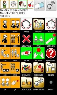 Free AAC Speech Communicator app that forms sentences from a list of pictograms. Kindle Fire Apps, Communication Methods, Grammatically Correct, Natural Language, Learning Apps, Pulsar, Cool Toys, Android Apps, Sentences