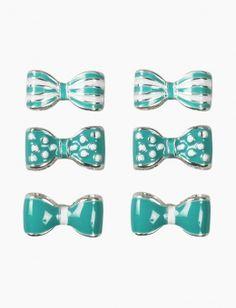 Bow Stud Earrings | Girls Earrings Jewelry | Shop Justice