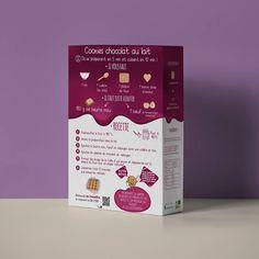 Voici le verso du packaging que je vous ai présenté tout à l'heure, @crogood le voulais ludique et facile à lire pour les grands et les petits, permettre aussi aux enfants de cuisiner en famille... Il vous plaît?  En tous les cas si vous voulez tester ce sera très bientôt chez @crogood et ensuite dans toutes les bonnes enseignes!! #graphisme #graphicdesigner #packaging #boxmockup #graphicdesign #illustrator #photoshop #cookies #crogood #colorful #artwork #brandingdesign  #packagingdesign #brandi Branding, Voici, Cas, Photoshop, Packaging, Instagram, Artwork, I Want You, Everything