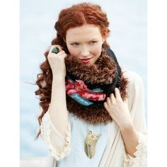 Russian Rose Cowl