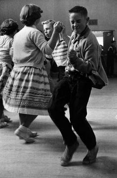 School dance 1950