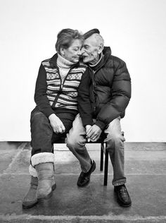 Cor Jaring and Willy by Sander Troelstra