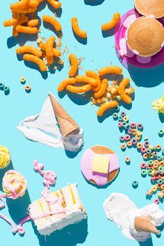 Junk Food Delight / Violet Tinder Studios