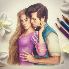 Riverdale Couples Reimagined as Disney Characters Is Pure Magic