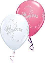 Pretty Princess Balloons