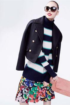J.Crew Fall 2016 Ready-to-Wear Fashion Show