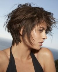 Kim and/or Tina - what do you think? Summer Short Layered Hair