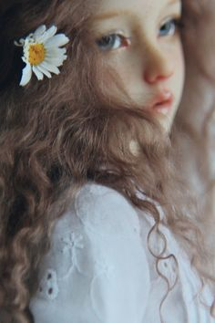 Realistic ethereal BJD
