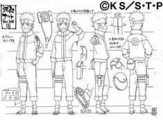How to Draw Naruto Step by Step Drawing Tutorial with