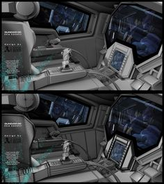 Gundam 00 Exia Cockpit by fldizayn on deviantART