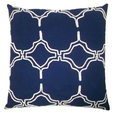 Threshold™ Lattice Toss Pillow (24x24) ; doesn't go with any of my rooms now, but would love for future home office!