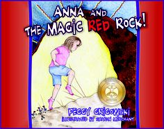 Find out what happens when, Anna takes a journey into the Magic Red Rock to find her new friend, Edgar? Come with Anna on a fun filled   adventure where the Grizzels live and Fahiggles swim in a colorful fun filled land of magic and mystical creatures.     Book 2 in The Sock Stealer series!    www.thesockstealer.com