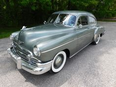 Chevrolet: Other Styleline Deluxe 1950 chevy styleline deluxe