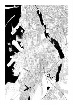 10. Model of the future city. Image © Egor Orlov