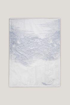 Garbo & Friends Ocean Filled Blanket