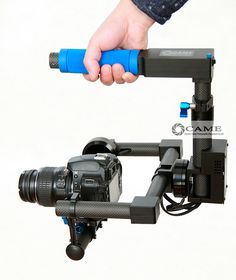 CAME-6000 (Ready to Run)Brushless Camera Gimbal Video Stabilizer [CAME-6000 Gimbal] - US$880.00