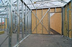 Ľahké oceľové konštrukcie pre novostavby aj rekonštrukcie 17