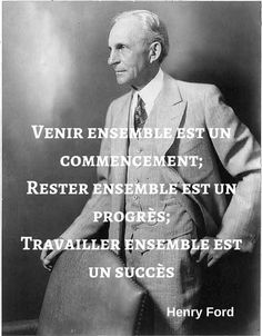 Citation de Henry Ford