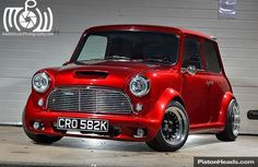 custom classic cars - Google Search Custom Classic Cars, Bmw Classic Cars, Classic Trucks, Custom Cars, Mini Cooper Custom, Mini Cooper Classic, Classic Mini, Rover Mini Cooper, Mini Morris