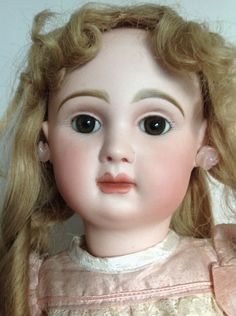 Antique French Doll Bisque head Bebe by Danel et Cie