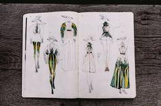 fashion design | Fashionary Hand