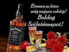 Happy Name Day, Happy Brithday, Jack Daniels, Whisky, Whiskey Bottle, Birthday, Cards, Google, Cake Baking