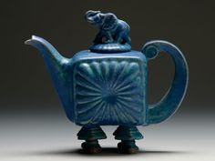 elephant teapot...