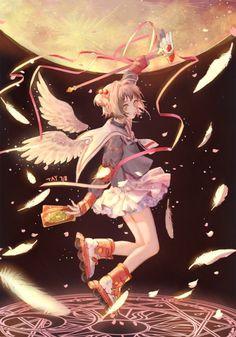 Cardcaptor Sakura, Tomoyo Sakura, Syaoran, Anime Chibi, Manga Anime, Sakura Card Captors, Xxxholic, Estilo Anime, Anime Artwork