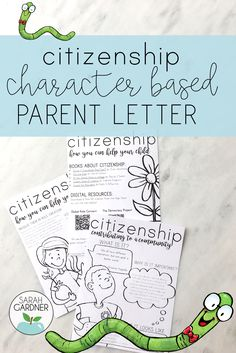 perseverance parent letter parents character education and school