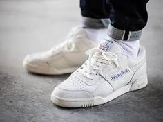 f6016952e47ee6 Reebok Workout Plus Vintage Leather OG Chalk Men Classic Shoes Sneakers