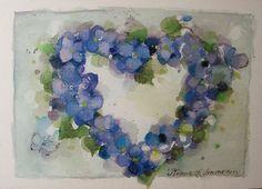 Minna Immonen heart by FloridaGirl46, via Flickr
