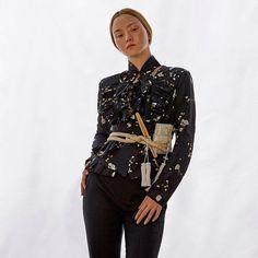 @dewmagazine Devon Aoki Givenchy