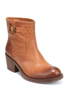 Lucky Brand Butler Studded Booties in Bombay