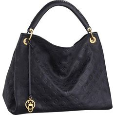 Louis Vuitton Artsy MM Monogram Empreinte Leather Handbags M93448
