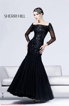 Sherri Hill 2805 at Prom Dress Shop