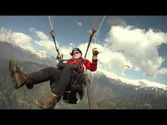 Paragliding in Bir India Oct 2010  Himachal Pradesh Tourism | Hill Station | Paragliding Sports  http://www.birbilling14.blogspot.com