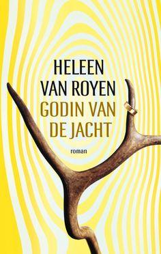 Van Royen's tweede boek, Godin van de jacht, veroverde meteen na verschijning de bestsellerlijsten en was de best verkochte Nederlandse roman van 2003. Godin van de jacht - Heleen van Royen #godin #royen #boek #roman #lebowski