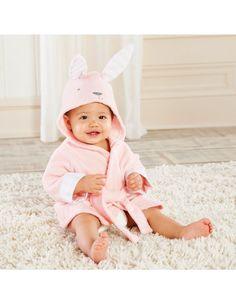 Bunny Baby Spa Robe