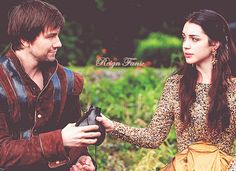 Discovered by Bianca Bia. Find images and videos about sebastian, reign and mary on We Heart It - the app to get lost in what you love. Reign Bash And Mary, Reign Mary, Mary Queen Of Scots, Mary Stuart, Adelaide Kane, Reign Tv Show, Beautiful Costumes, Sister In Law, Love Story