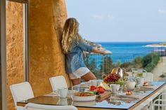 Breakfast View http://www.oleavillas.com