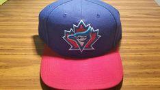 12ddc7c91dc New vintage 90s Toronto blue jays snapback