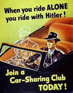 Hitler- the U.S. was cutting back on everything during WWII. Ration books were given and you could only by so much a month. Things like gas was for the troops. The government even paid for your fat drippings to make explosives. Kids collected tires for U.S. jeeps. Everyone pulled together.
