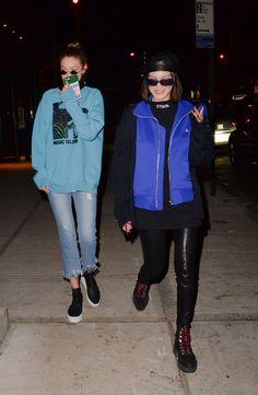 Hadid News @HadidNews  May 4  More   May 3: Gigi and Bella out in New York City.  http://hadidsnews.com