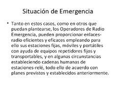 radio emergencia - Buscar con Google