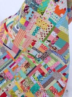 crazy mom quilts by lacy