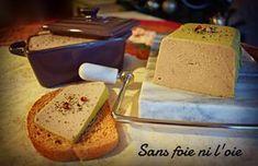 Aujourd'hui, je crois que mon blog n'aura jamais aussi bien porté son nom ! Et pour cause, je te propose une recette 100% végétal du foie gras, ce met emblématique des fêtes de fin d&rs…