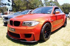 BMW (E87) 1M Coupé